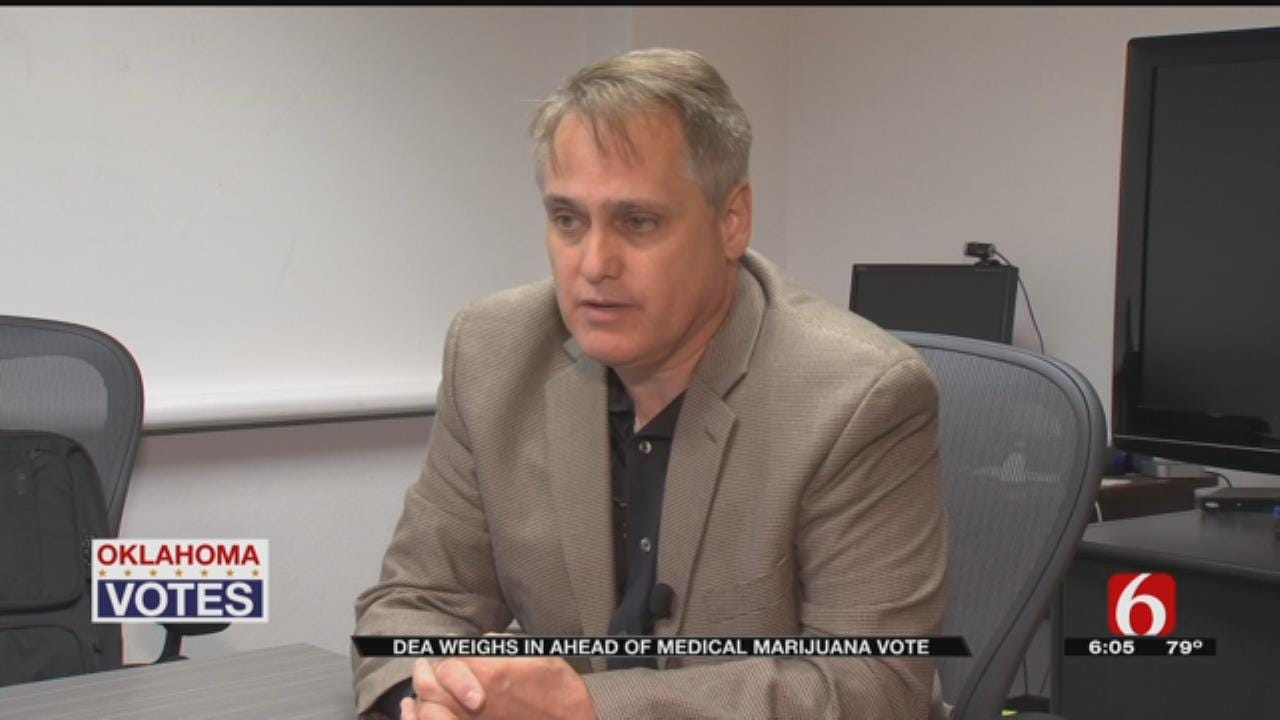 DEA Agent Wants To Separate Facts From Myths Regarding Medical Marijuana
