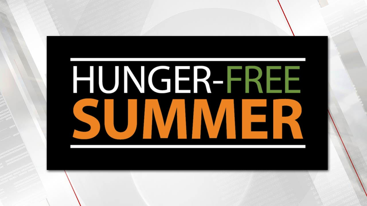 Community Food Bank Expands Summer Feeding Program Beyond Tulsa