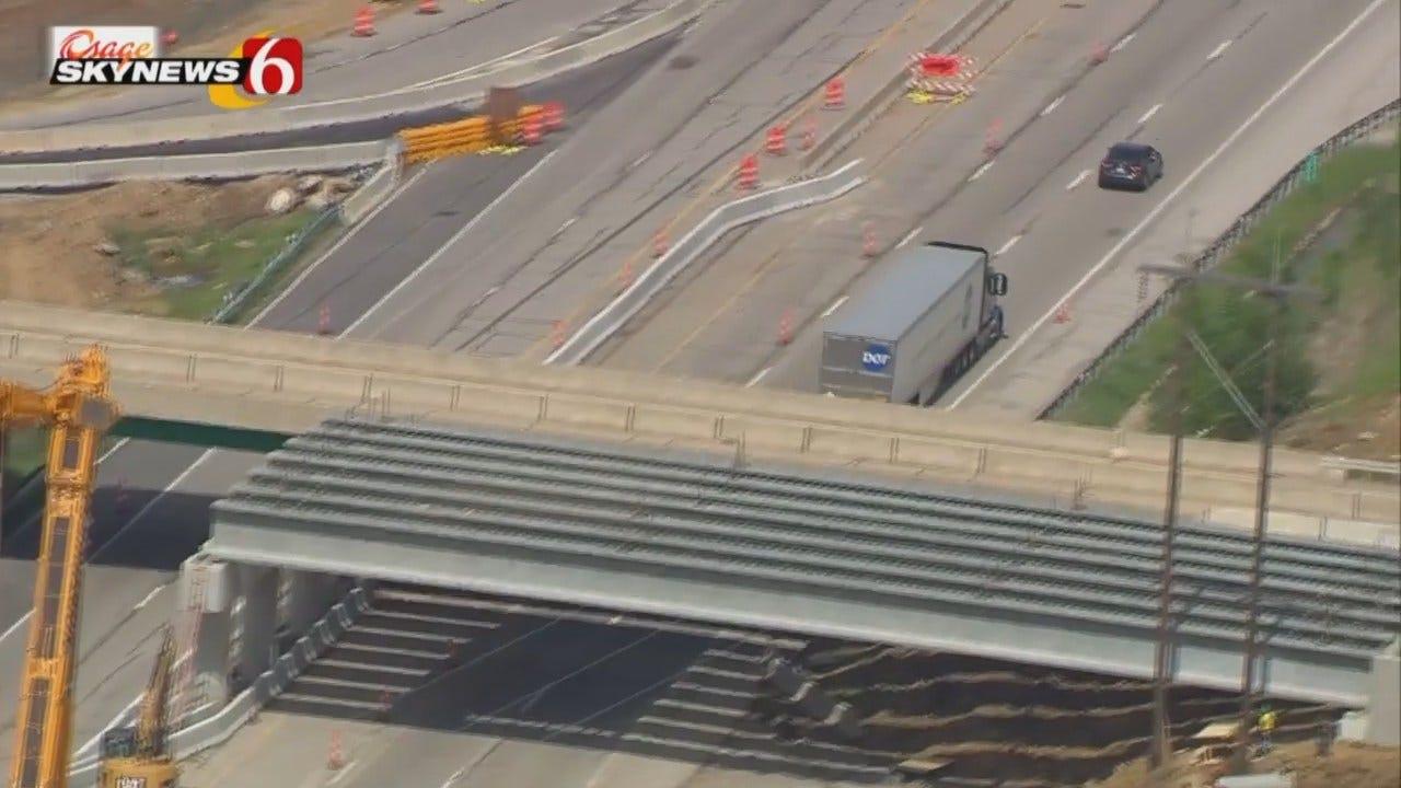 Osage SkyNews 6 HD: Turner Turnpike Bridge Project