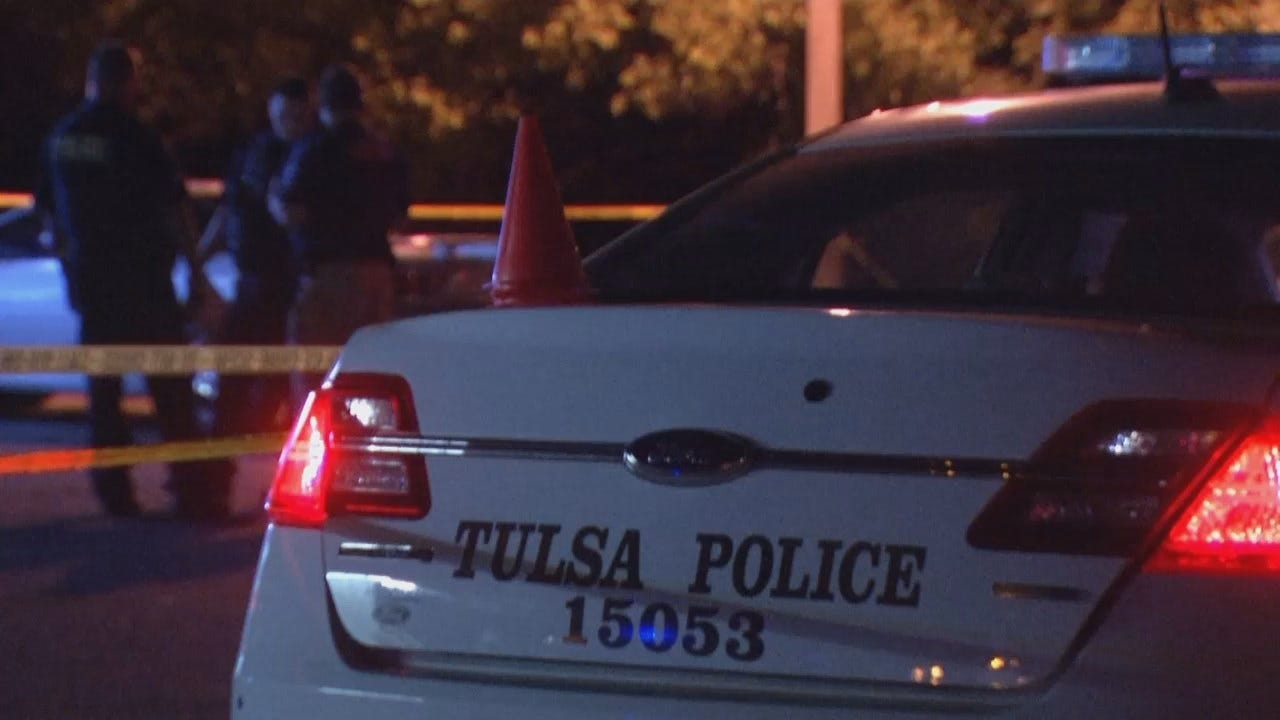 WEB EXTRA: Video From Scene Of Shooting Outside Tulsa Bar