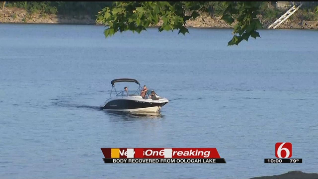 Tulsa Man Drowns At Lake Oologah