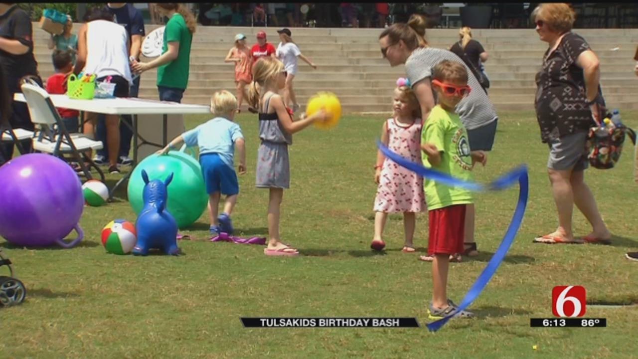 Tulsa Kids Magazine Celebrates 30 Years
