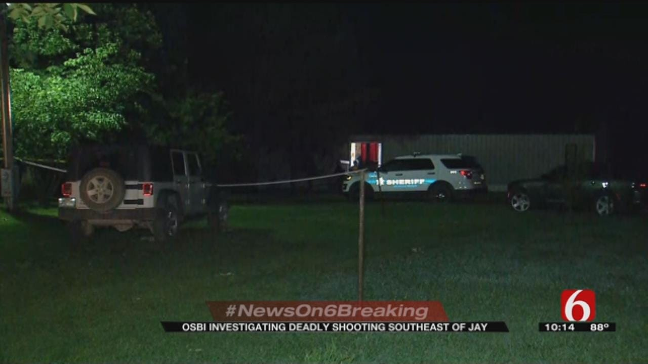 Double Shooting In Delaware County