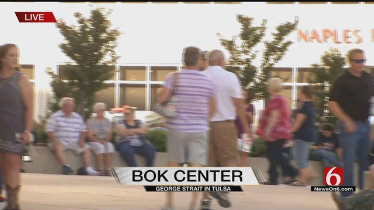 George Strait Set To Rock The BOK