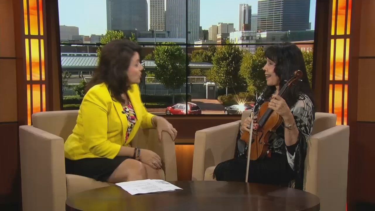 Jana Jae Talks About American Heritage Festival On 6 In The Morning