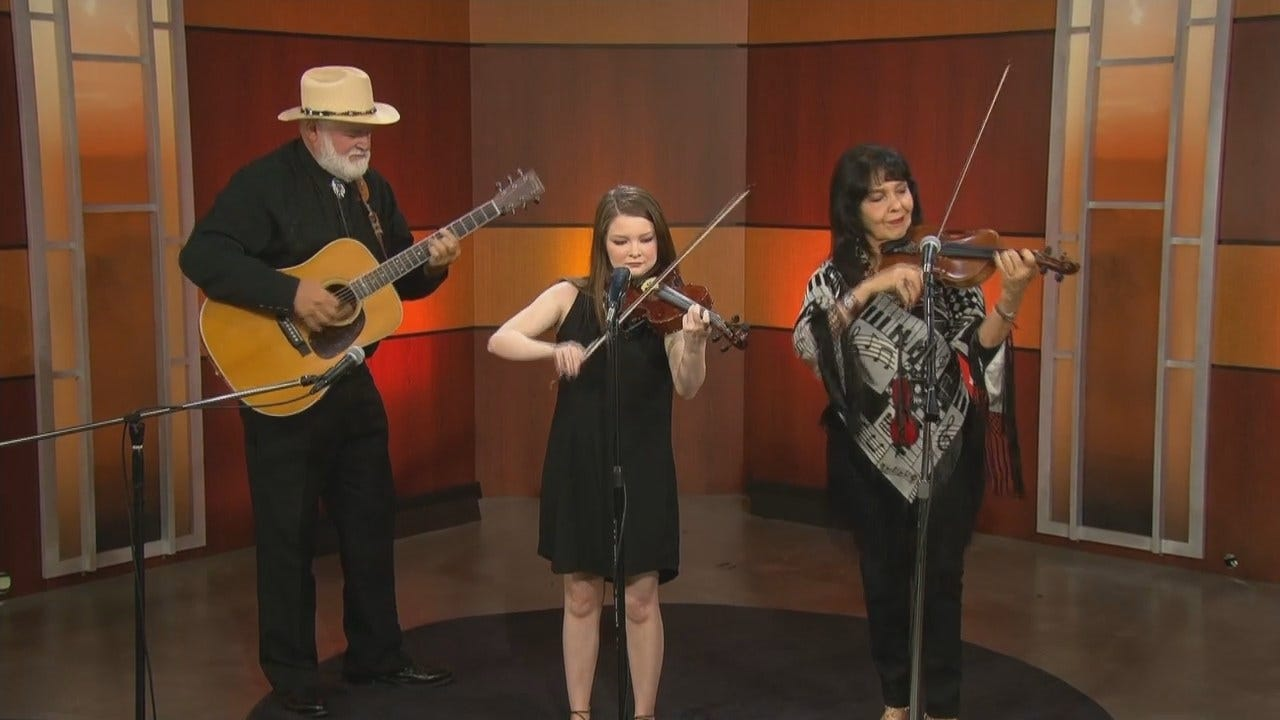 Jana Jae Performs On 6 In The Morning