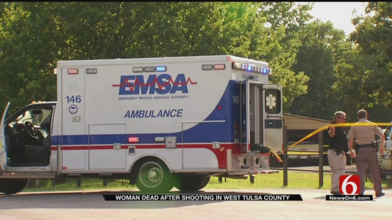 One Dead, One In Custody At Tulsa County Shooting