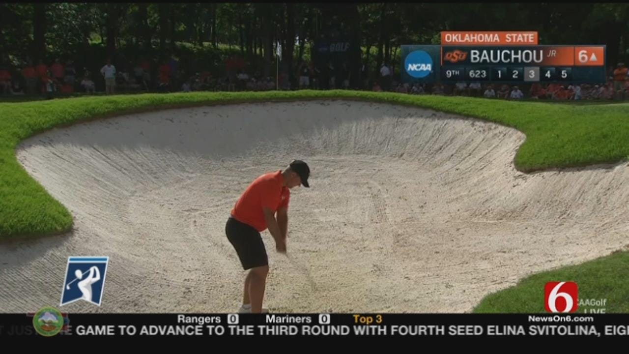OSU Sweeps Bama To Win Men's Golf National Championship