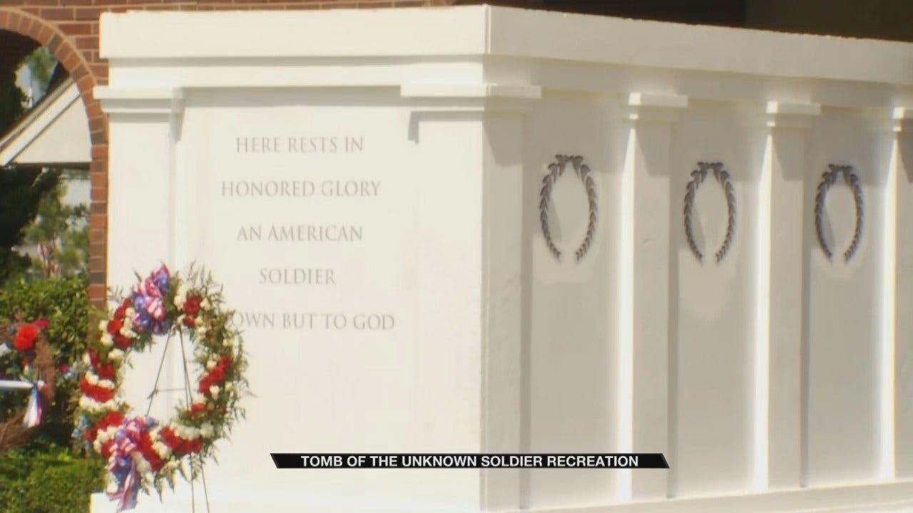 Broken Arrow, D.C. Share Unique Ceremony On Memorial Day