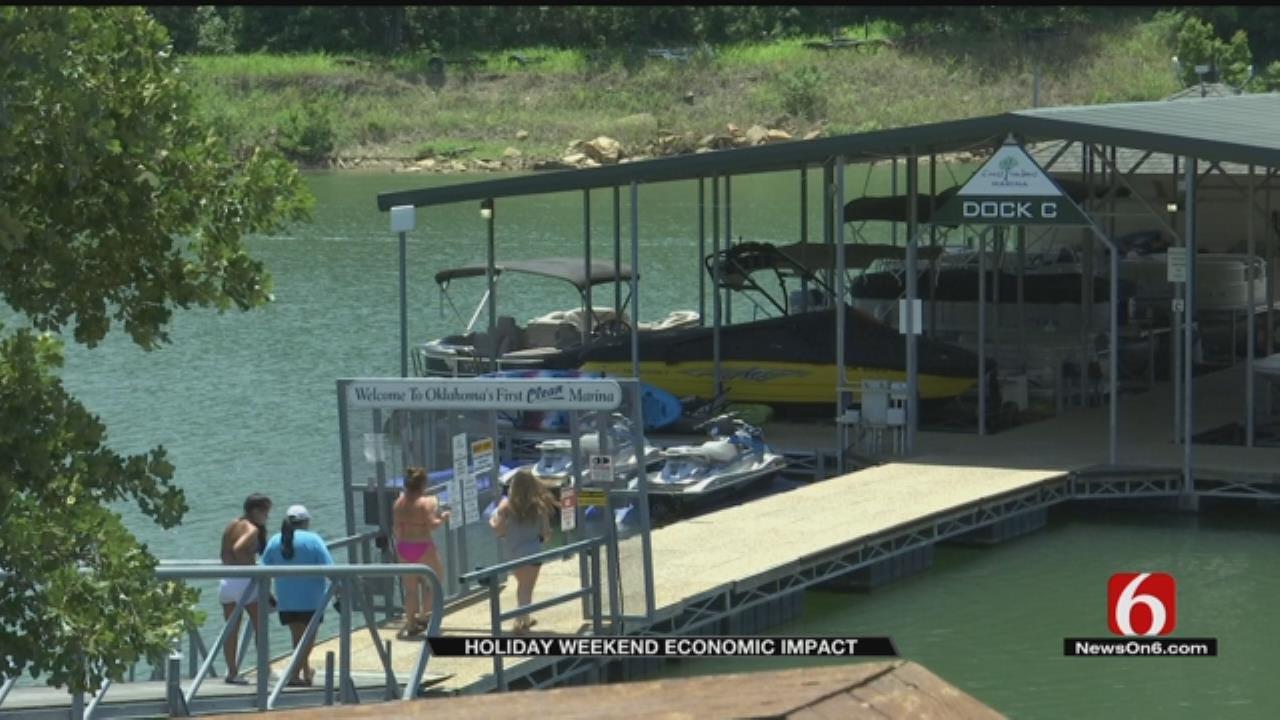 Memorial Day Weekend May Be Busiest All Year, Skiatook Lake Marina Owner Says