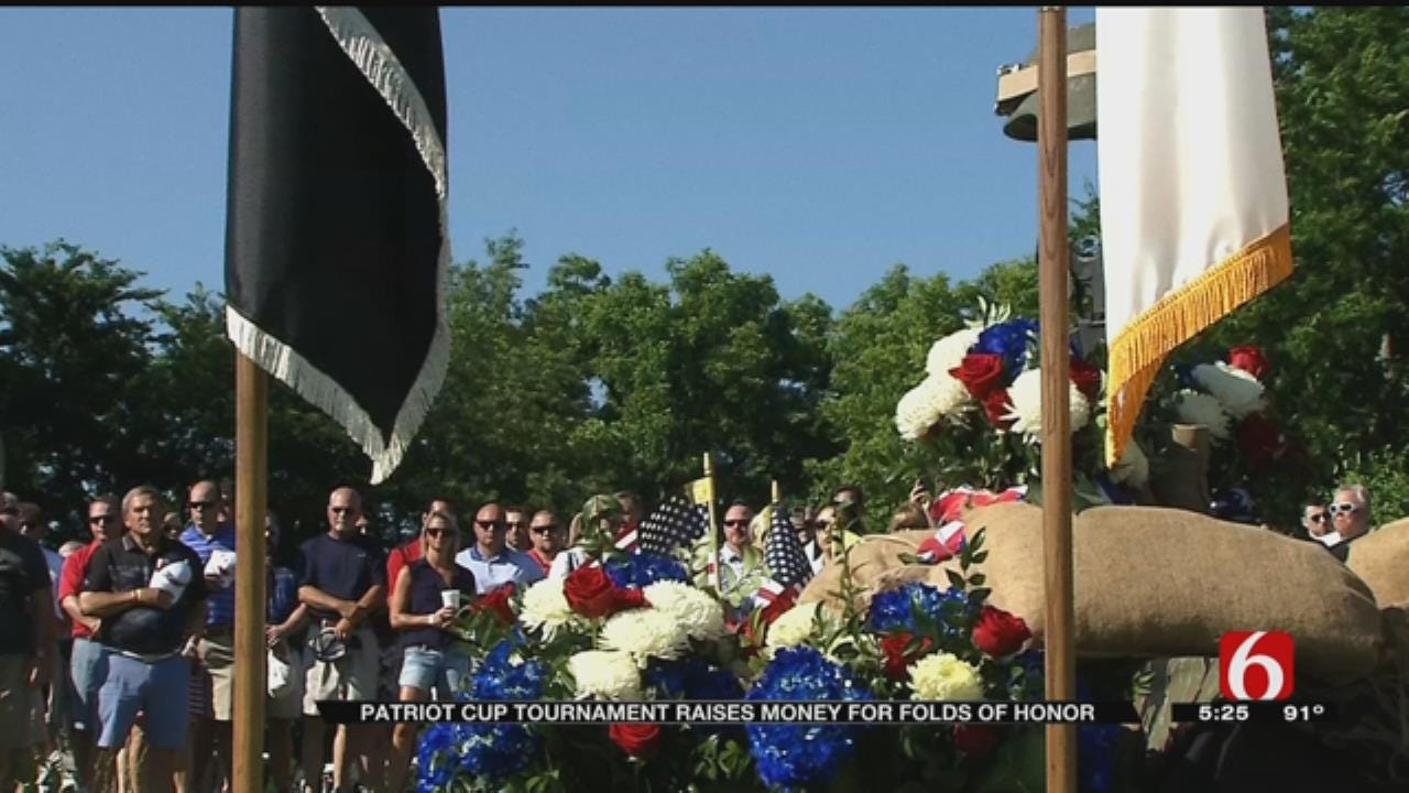 2018 Patriot Cup Invitational Benefiting 'Folds Of Honor'