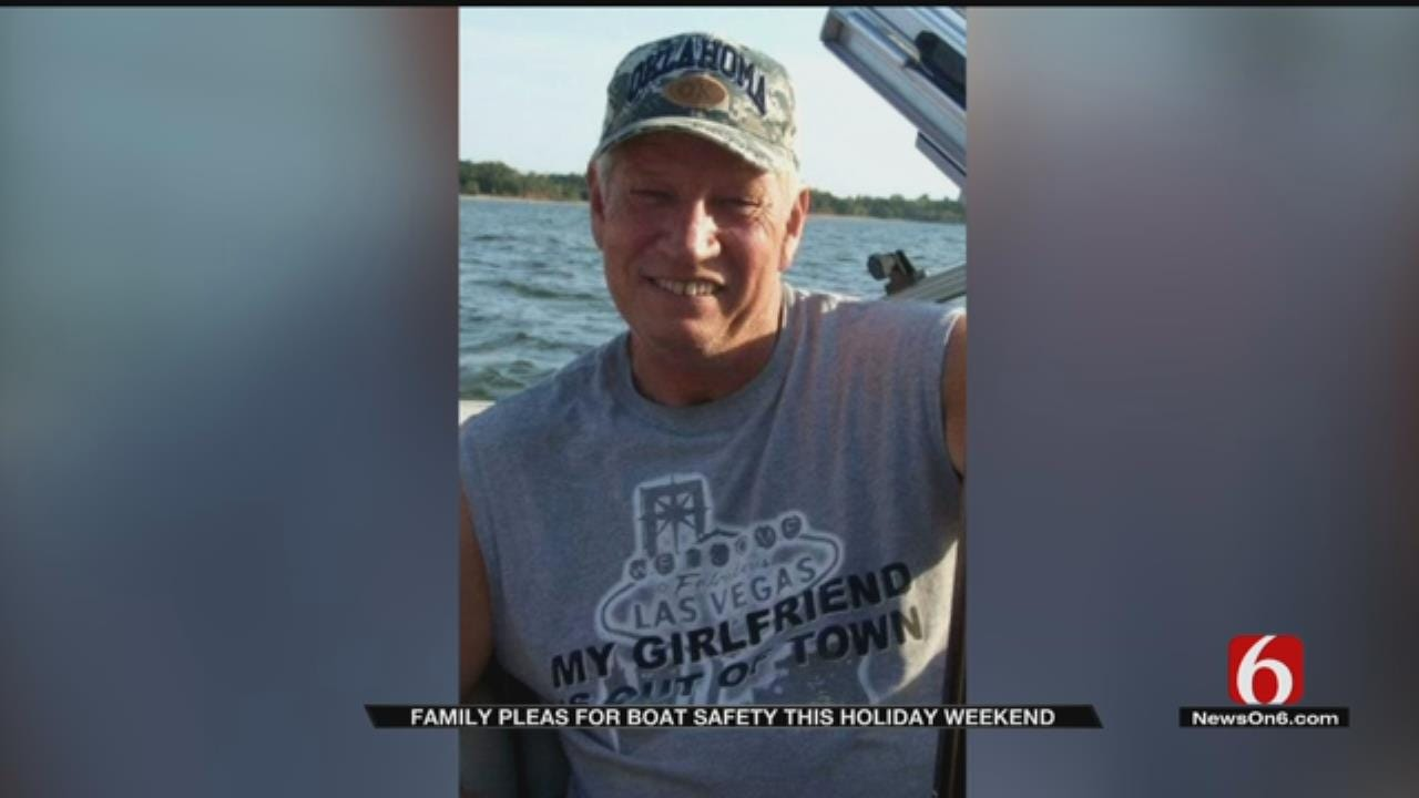 Family of Hit-and-Run Victim: Don't Drink and Boat
