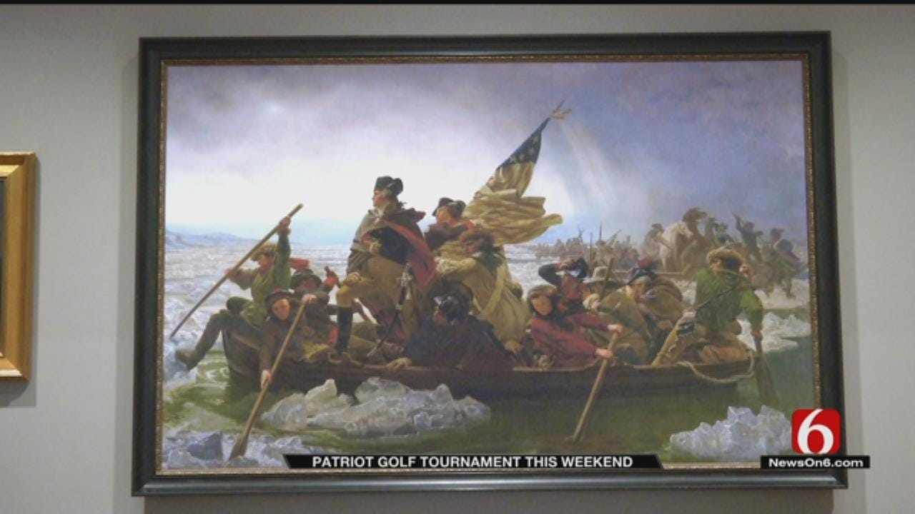Art Inspired By Patriots, American Values Part Of New Patriot Golf Clubhouse