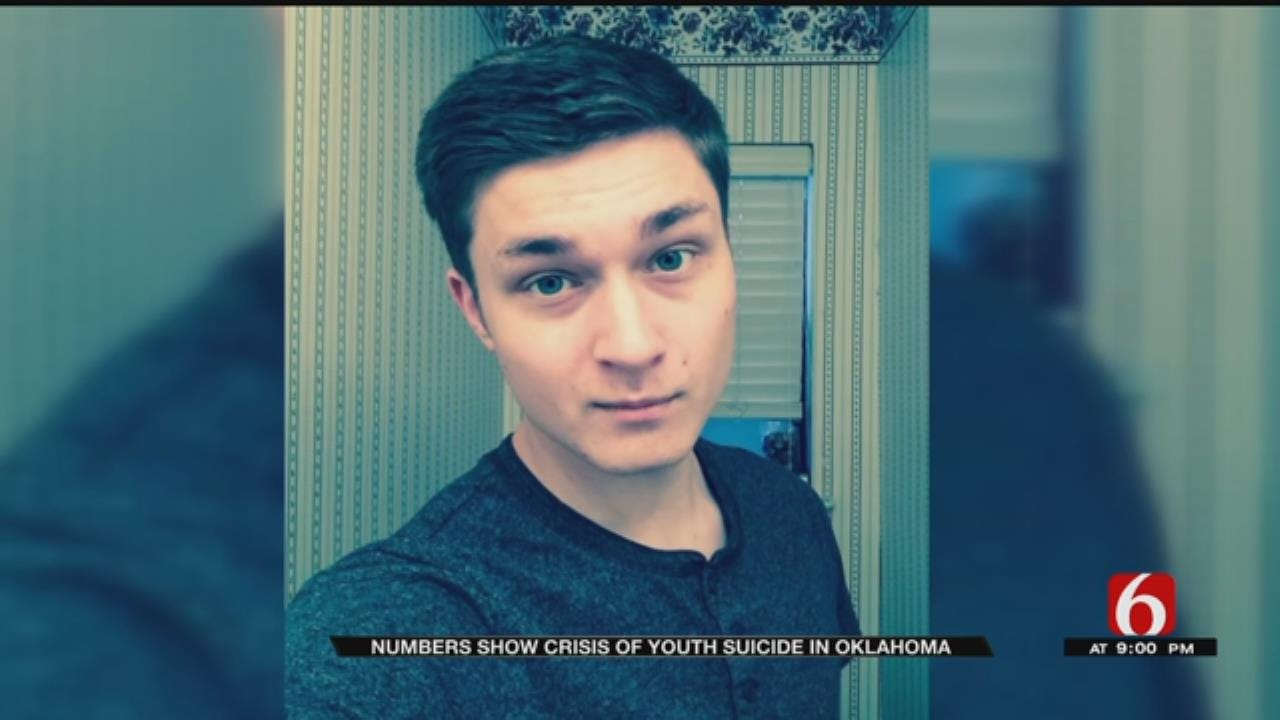 Youth Suicide Rates Climbing, A Tulsa Family Shares Their Story