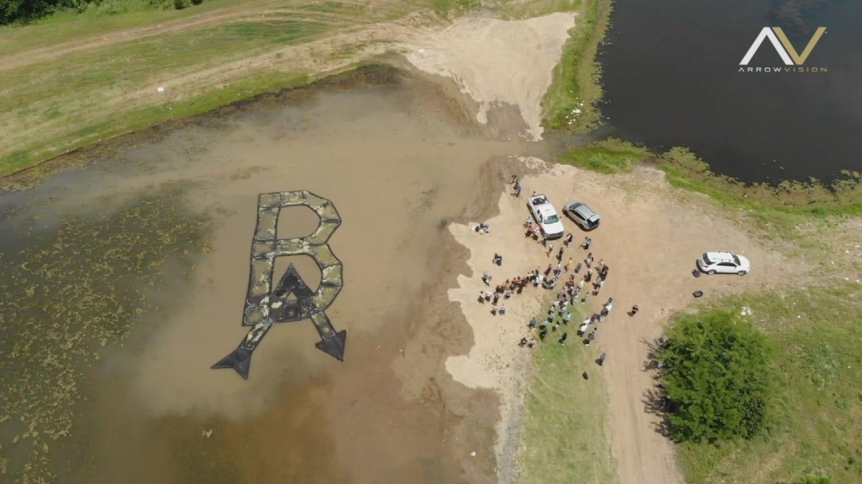 Students Construct Floating Wetland In Broken Arrow