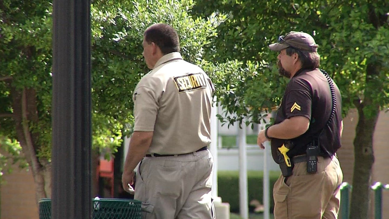 Tulsa Transit Says Security Officers Won't Carry Firearms, Will Use Non-Lethal Weapons