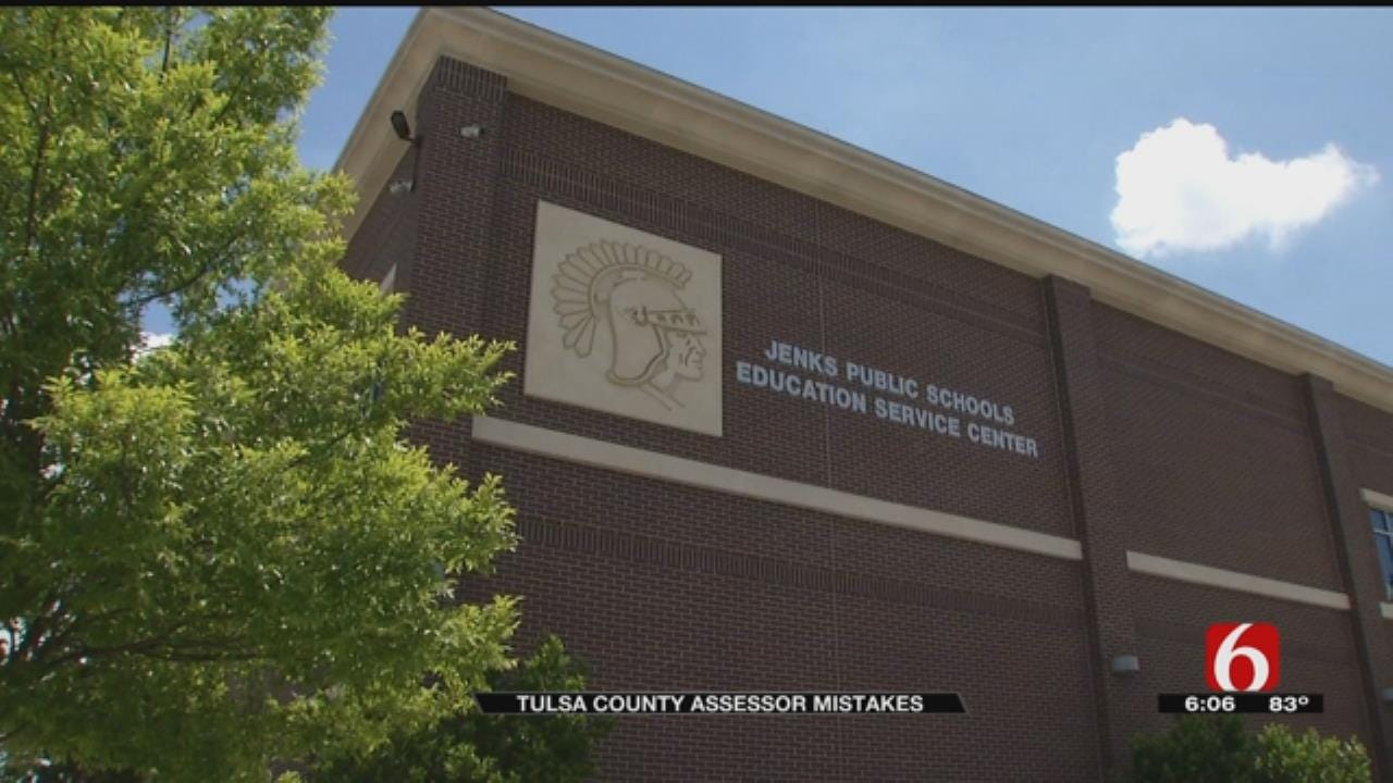 Tax Assessor Mistake Leads To Possible Jenks Schools Funding Issue