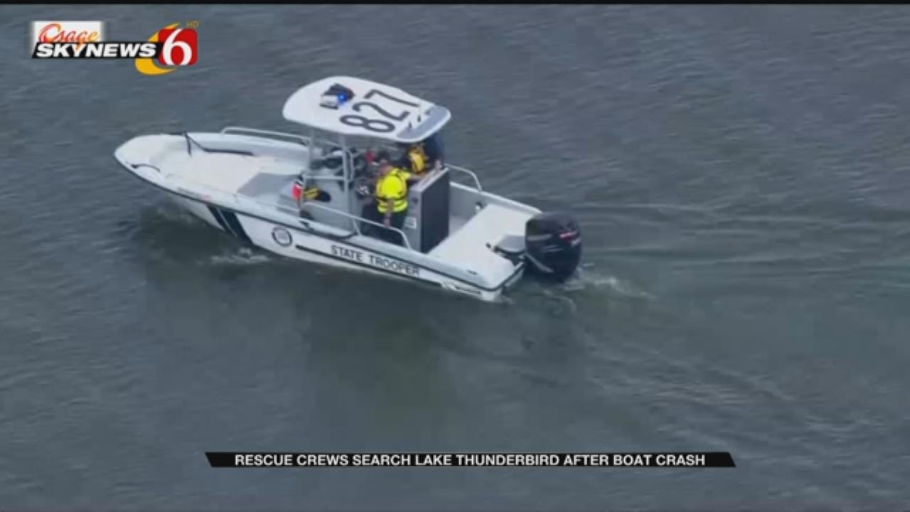 At Least 1 Dead In Lake Thunderbird Boating Accident