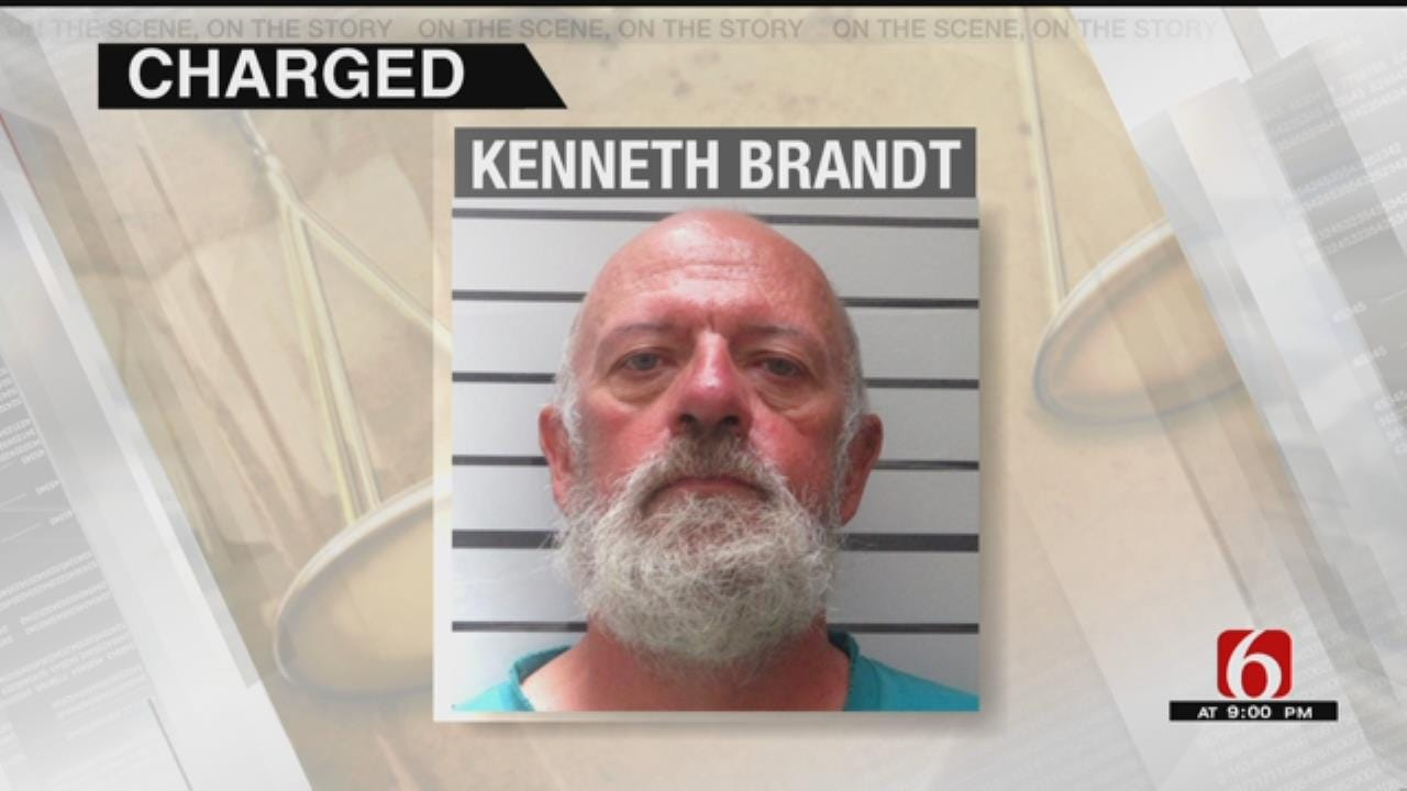 Muskogee County Man Charged With Child Sex Abuse