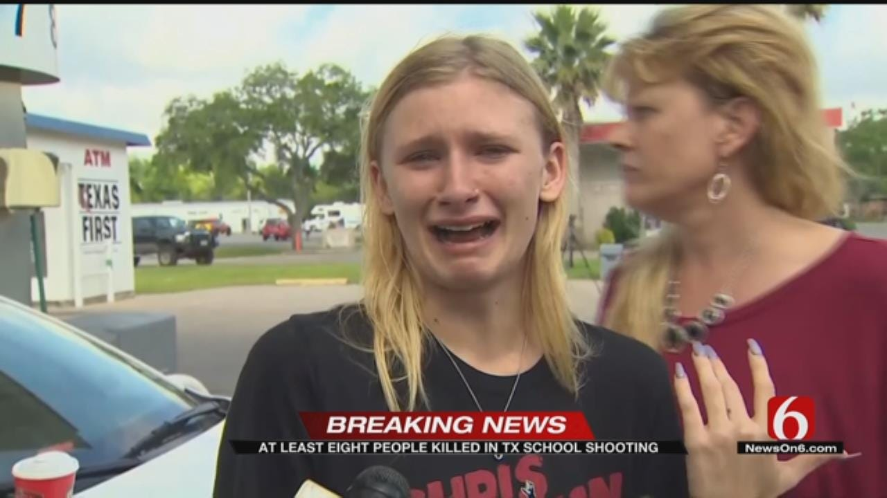 Multiple Fatalities Reported After Texas High School Shooting