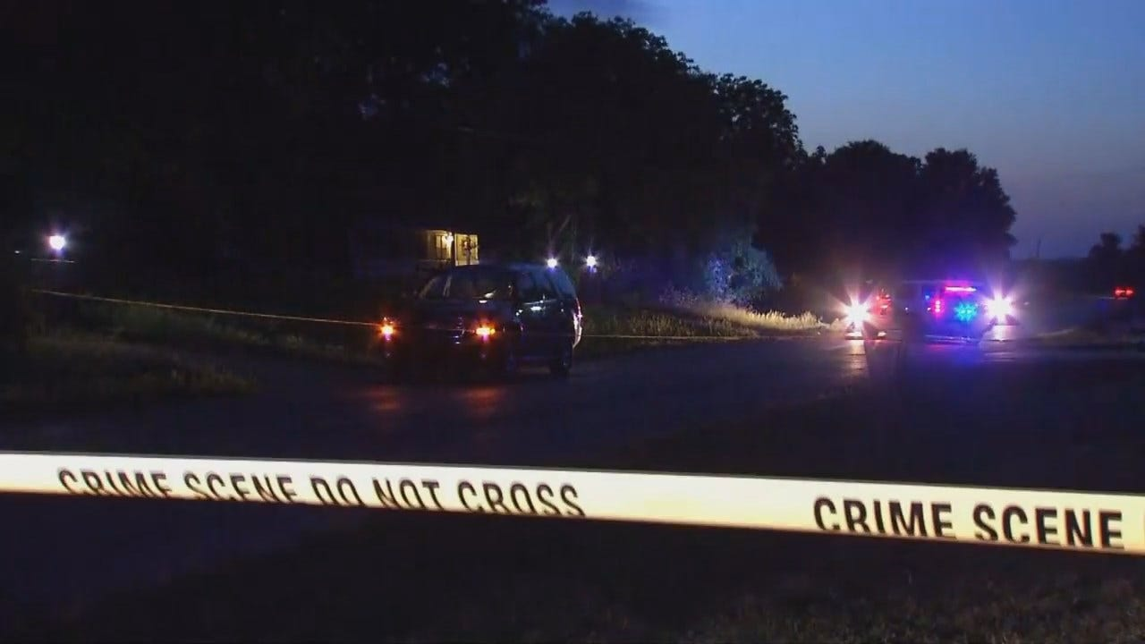 WEB EXTRA: Video From Scene Of Collinsville Shooting