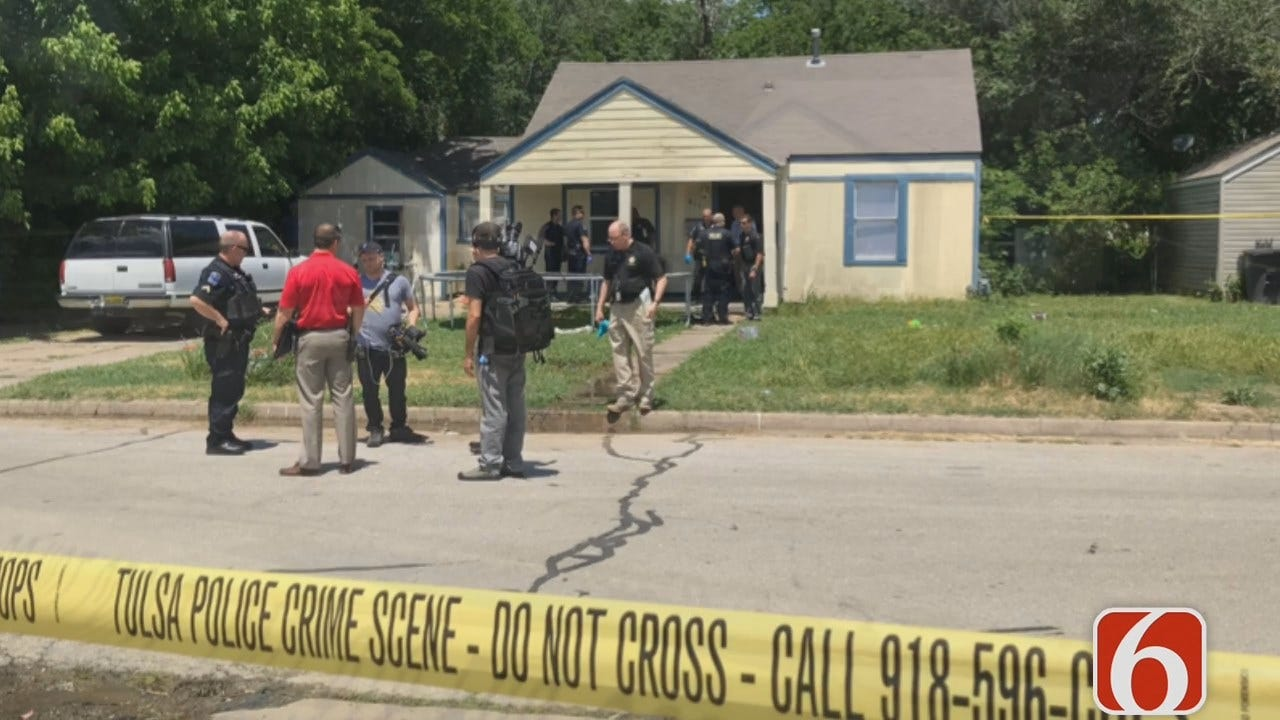 Emory Bryan: Tulsa Police Investigating After Body Found In Home