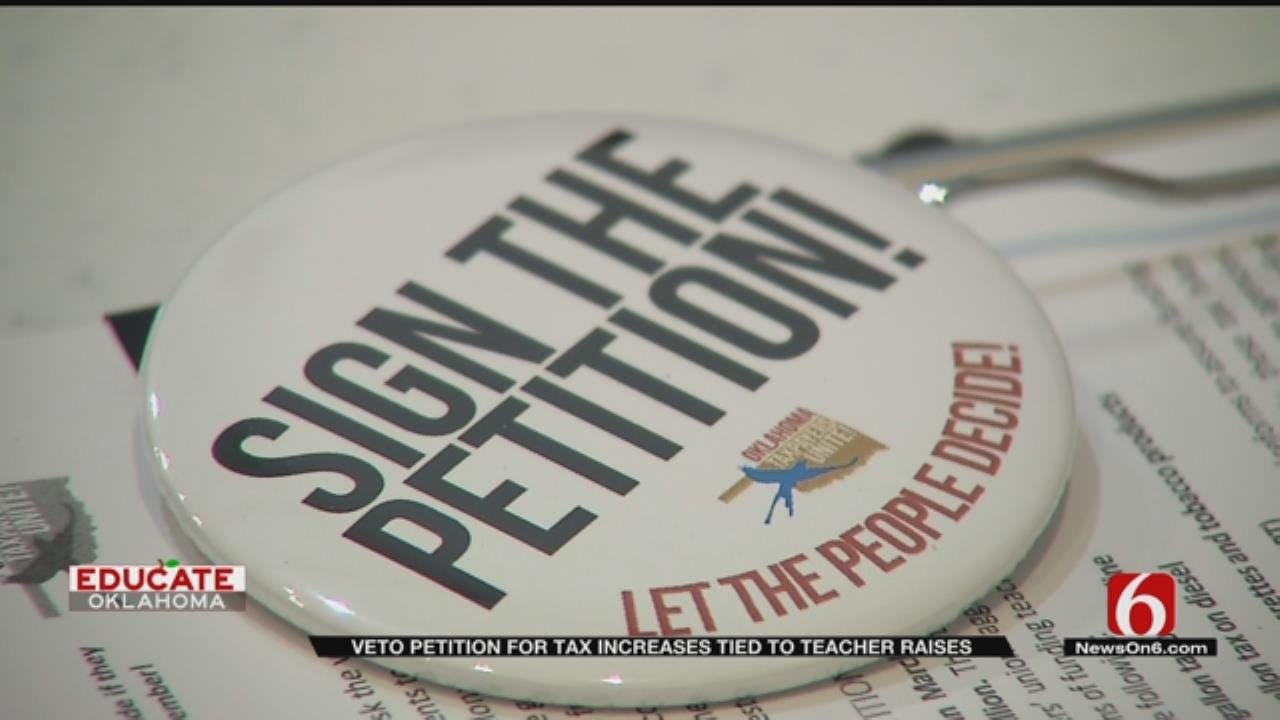 Petition To Bring Tax Increases To Public Vote Needs More Signatures