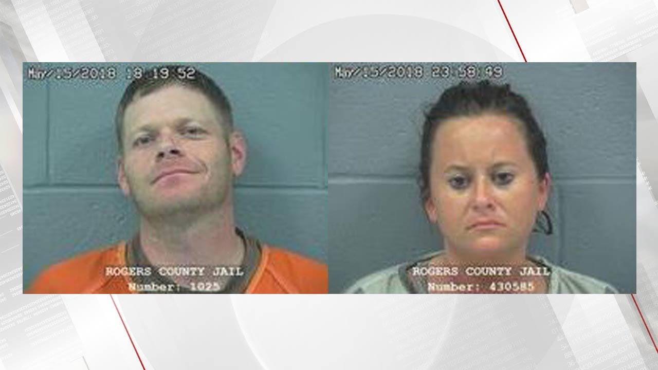 Lori Fullbright: Claremore Mother, Stepfather Arrested On Child Abuse Complaints