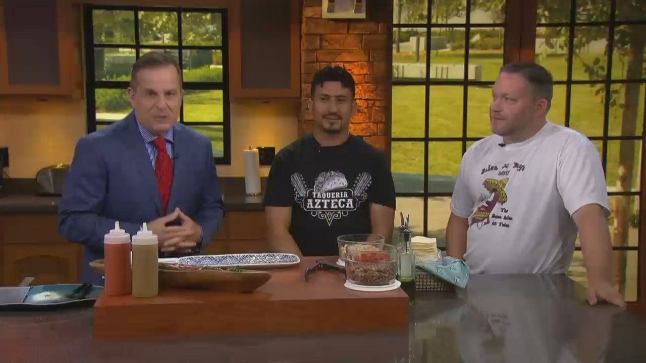 WEB EXTRA: Talking About 'Salsa De Mayo' On 6 In The Morning