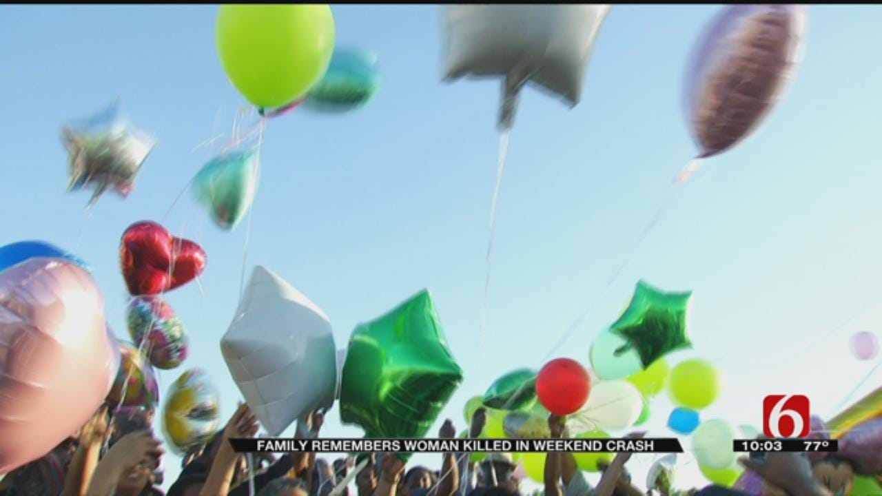 Family Mourns Loss Of Pregnant Woman Killed In DUI Crash