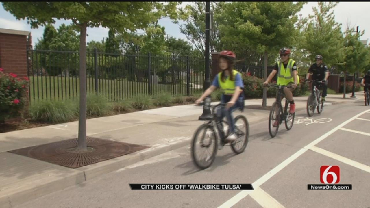 New City Campaign Raises Awareness For Pedestrian, Bike Safety