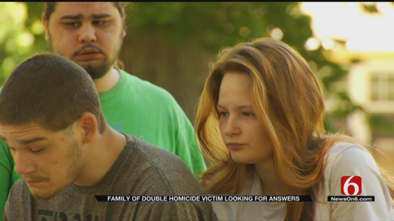 Family, Friends Of Murder Victim Struggling To Understand Why It Happened