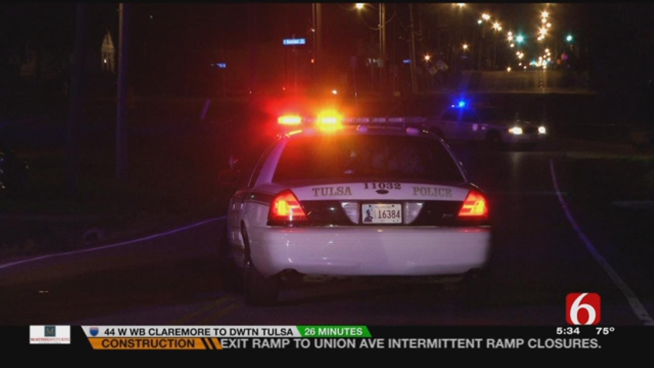 Police: Man Wounded In Tulsa Drive-By Shooting