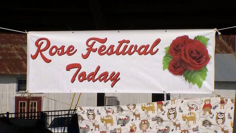 Broken Arrow Host 5th Rose Festival