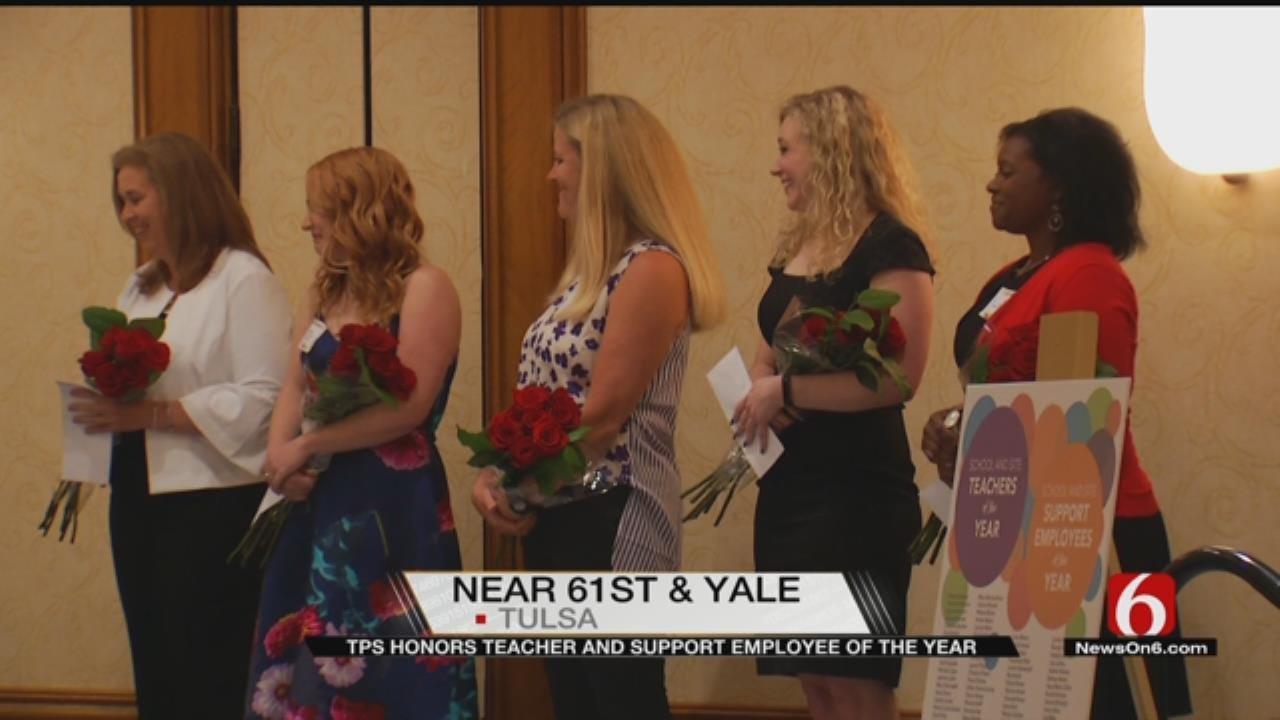 Tulsa Public School Honors Employees