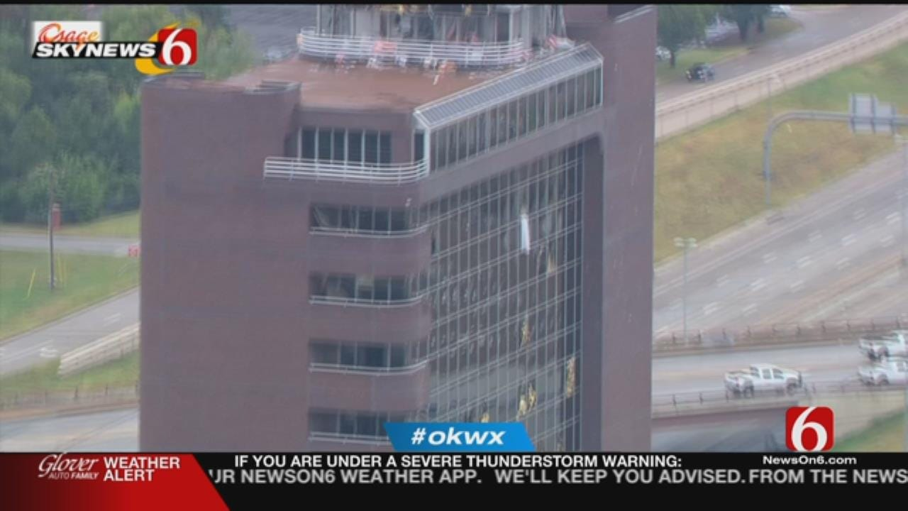 Remington Tower Still Deciding On Its Future After 2017 Tornado