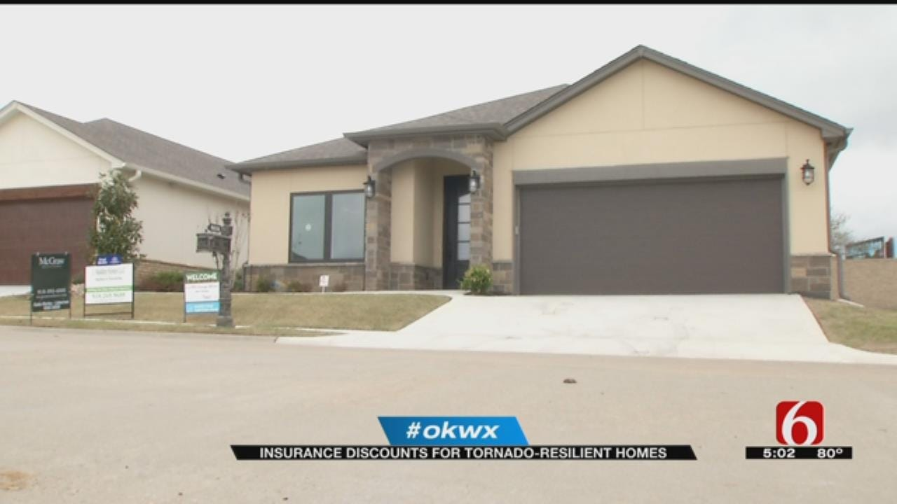 """""""Tornado-Resilient"""" Homes Qualify For Insurance Discounts"""