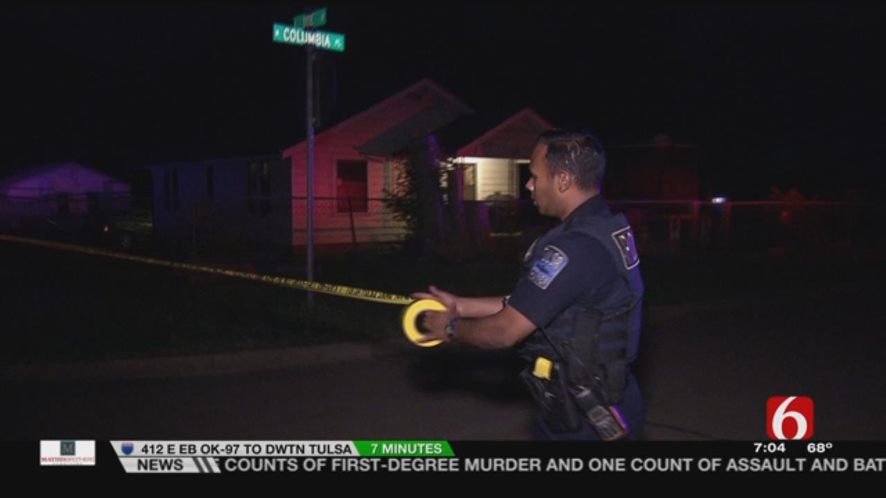 Tulsa Teen Wounded In Possible Retaliation Shooting