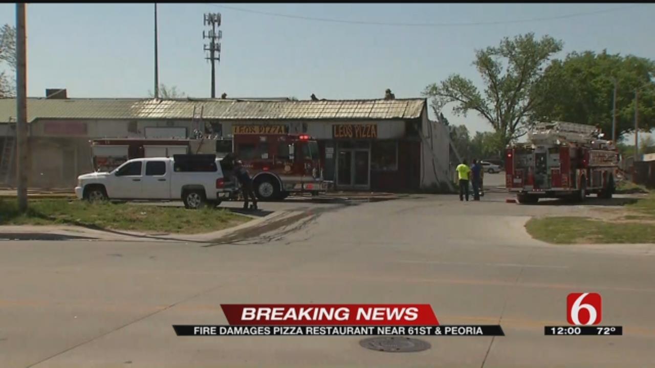 Erin Conrad: Businesses Assess Damage After Tulsa Fire