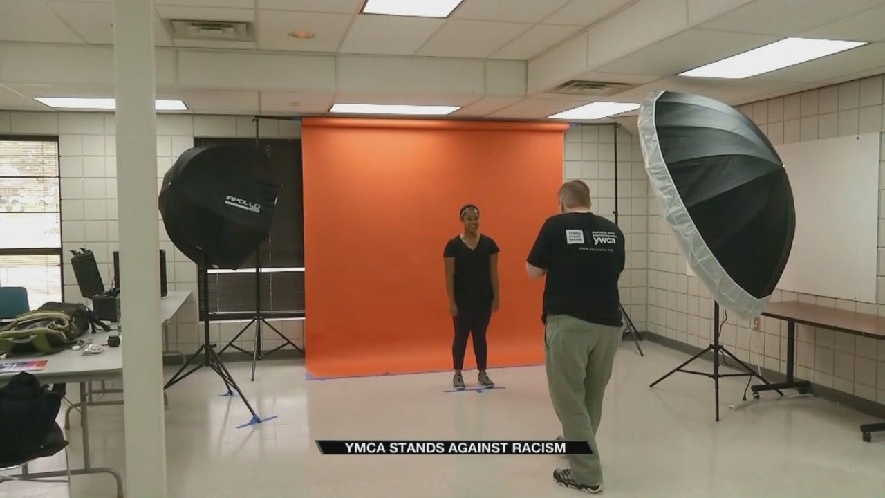 Tulsa YWCA Takes 'Stand Against Racism'