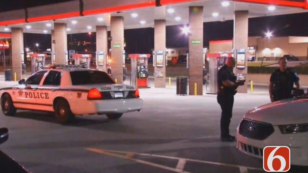Joseph Holloway: Wounded Man Attacked QT Security Guard With Pipe, Police Say
