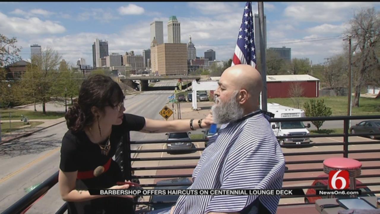 Sapulpa Barber Shop Offering Discount Haircuts For Veterans