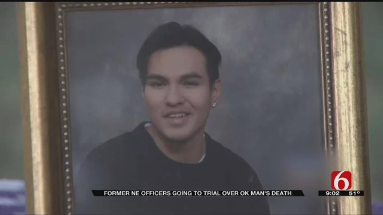 Former Nebraska Officers To Stand Trial For Oklahoma Man's Death