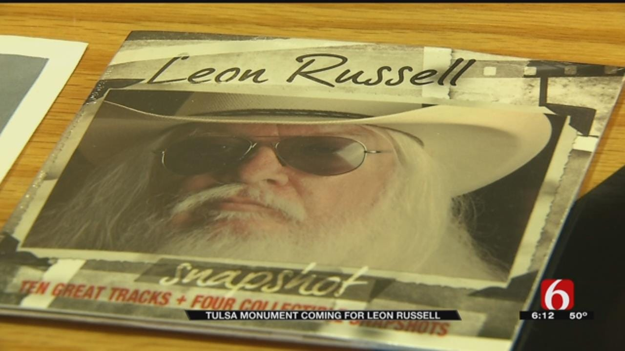 Leon Russel Monument Coming To Tulsa
