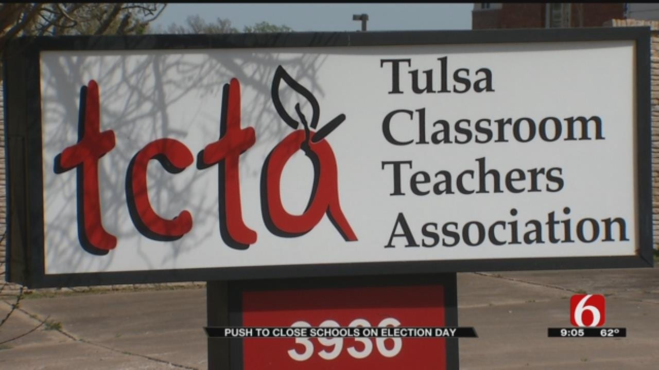 TPS Considering Letting Out School For Election Day
