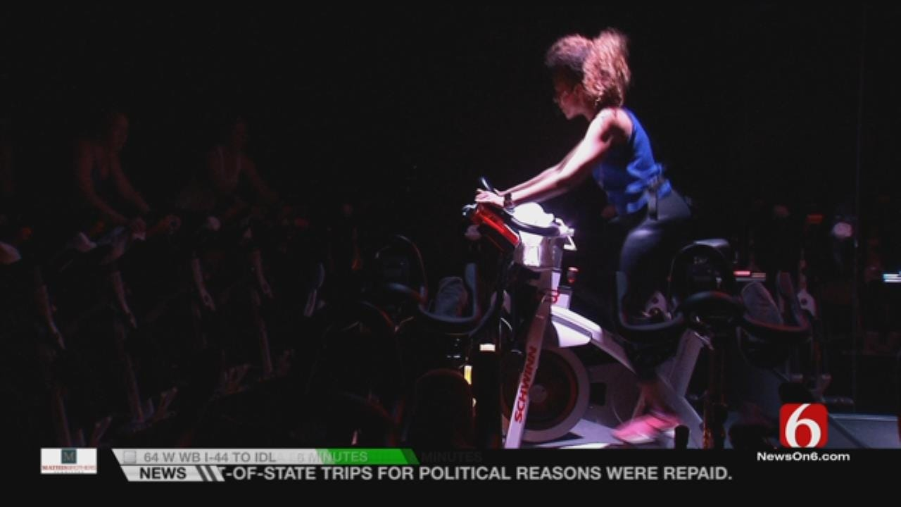 Tulsa CycleBar Opens For Business