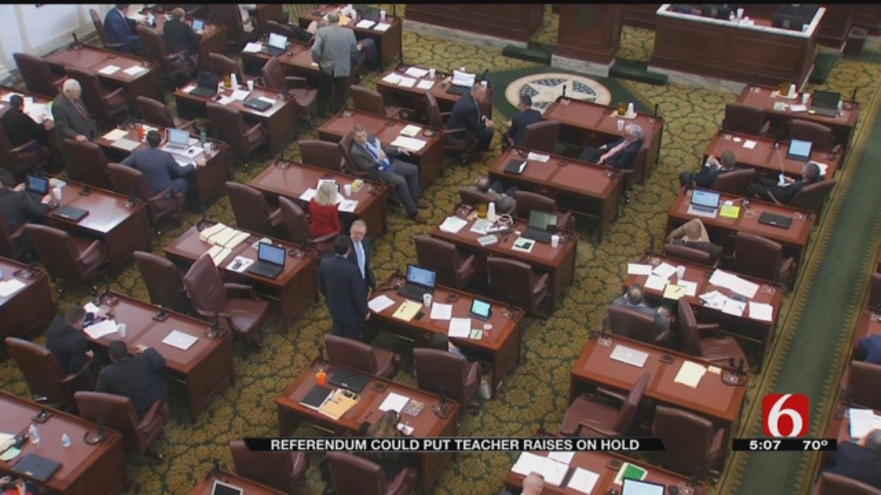 Group Attempting Veto Referendum To Stop Tax Increase