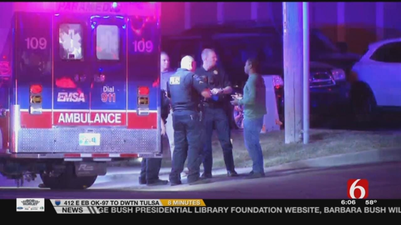 Tulsa Strip Club Fight Sends Two Men To The Hospital