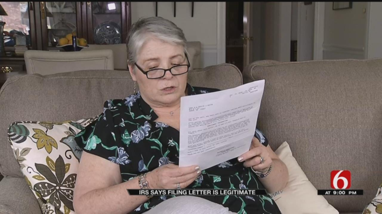 Many Scams Exist, But Some Letters Actually Are From IRS