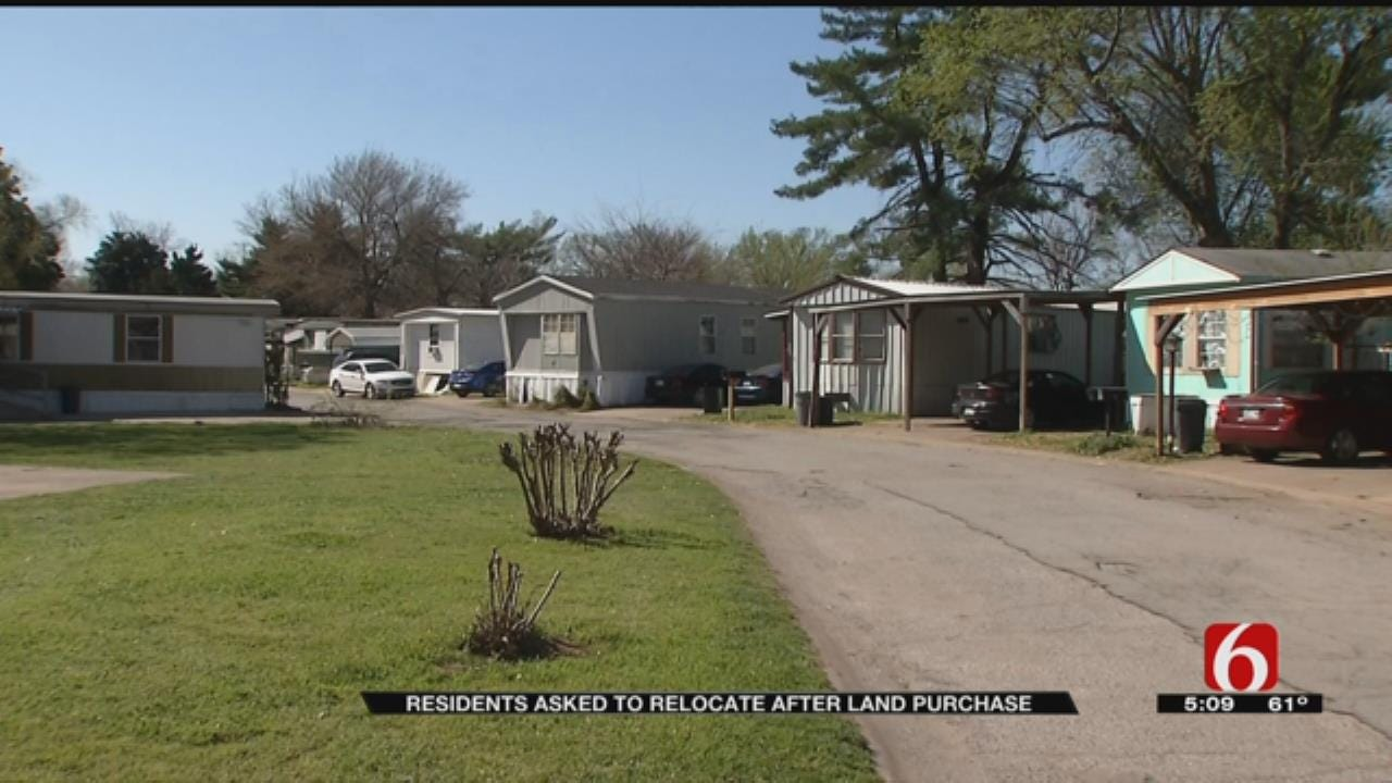 Residents Given 2 Months To Leave Tulsa Mobile Home Park